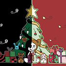 Cute &amp; Creepy Christmas by Amy-lee Foley