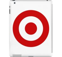 Roundel of the Peruvian Air Force  iPad Case/Skin