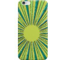 Green Circles iPhone Case/Skin