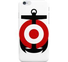 Roundel of the Peruvian Peruvian Naval Aviation iPhone Case/Skin