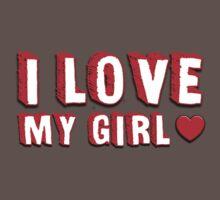 I Love My Girl  by romysarah