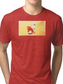 Die Antwoord Fatty Boom Boom Money Money Money  Tri-blend T-Shirt