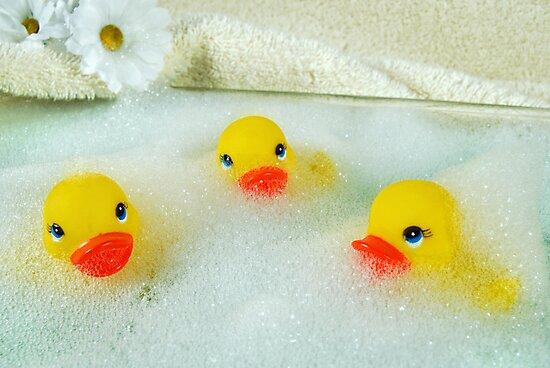 Bath Buddies by Maria Dryfhout