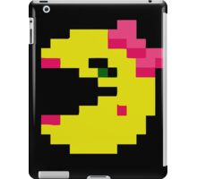 Ms Pacman couple iPad Case/Skin