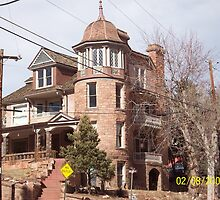 Nolan House, Manitou Springs by HungarianGypsy