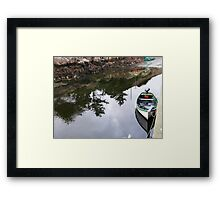 Dungloe Reflections  - Co. Donegal   Ireland   Framed Print