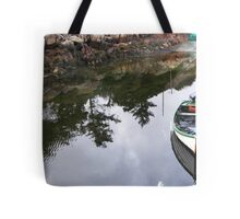 Dungloe Reflections  - Co. Donegal   Ireland   Tote Bag