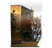 Fort Chambly Poster