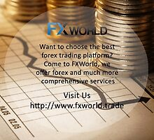 Forex Trading by fxworldtrade