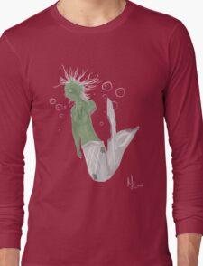 Shombie (transparent) Long Sleeve T-Shirt
