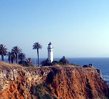 Point Vicente Lighthouse  by Megan Martin