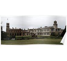 Werribee Mansion #2 Poster