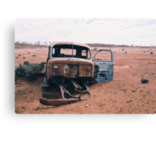 Taxi Anyone? Canvas Print