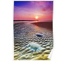 Walberswick Beach Suffolk 5. Poster