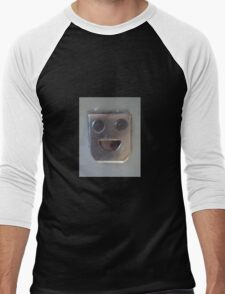 Happy Face Aluminum Man T-Shirt