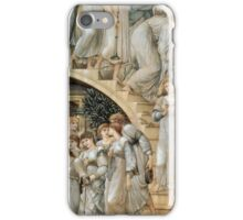 Edward John Poynter BRITISH 1836 - 1919 The Golden Stairs, 1880 iPhone Case/Skin