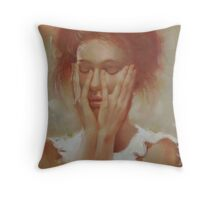 """ O M G ! "" Throw Pillow"