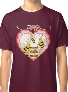 Beeing with my Honey Classic T-Shirt