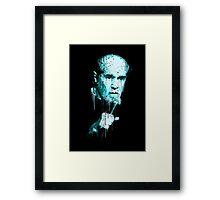 George Carlin Framed Print