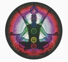 Meditation & the Chakras II by Daniel Watts