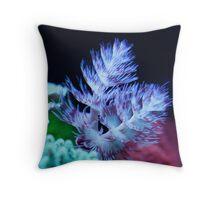 Underwater Grace Throw Pillow