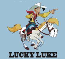 Lucky Luke Kids Tee