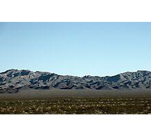 Arizona or California?? Photographic Print