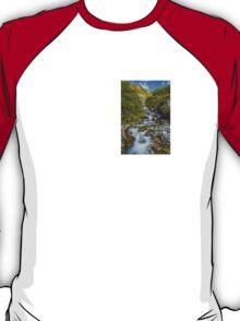 The Zillergründl near Mayrhofen T-Shirt