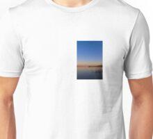 Sunset on Lake Constance II Unisex T-Shirt