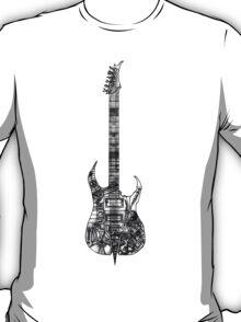 n.y.c guitar T-Shirt