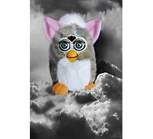 ❀◕‿◕❀FERBY IN CLOUDS COMING TO MAKE A HOME ON EARTH CARD/PICITURE❀◕‿◕❀ Photographic Print