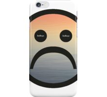 Sadboys relax iPhone Case/Skin