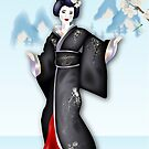 Geisha by Lauren Eldridge-Murray