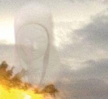 Sacred dusk by Plum