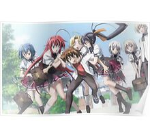 HighSchool DxD - It's my Issei! Poster