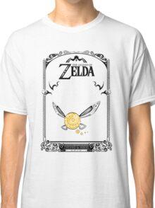 Zelda legend - Fairy Navi doodle Classic T-Shirt