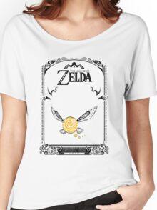 Zelda legend - Fairy Navi doodle Women's Relaxed Fit T-Shirt