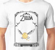 Zelda legend - Fairy Navi doodle Unisex T-Shirt