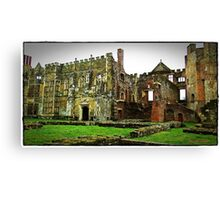 """""""imagine Henry the viii sitting in this great Hall"""" Canvas Print"""