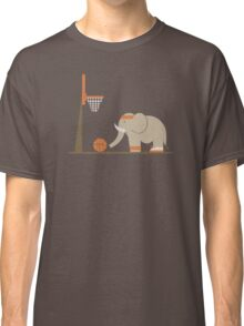 Elephants Can't Jump Classic T-Shirt