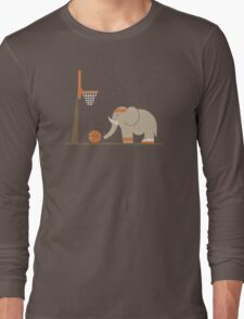 Elephants Can't Jump Long Sleeve T-Shirt