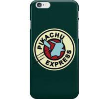 Pika Express iPhone Case/Skin