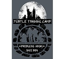 Turtle Training Camp Photographic Print