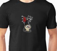 Fang kitty Unisex T-Shirt