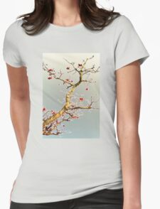 Oriental Style ~ Blooming Red T-Shirt