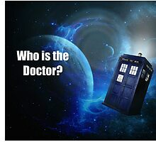 Who is the Doctor? by DanThompson