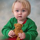 The First Christmas Bear by susi lawson