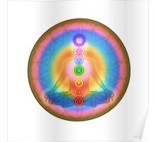 Meditation & the Chakras III Poster