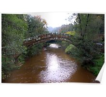 Begars Bridge Poster