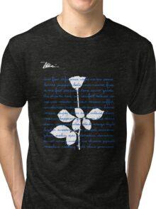 Blue Violator I Tri-blend T-Shirt